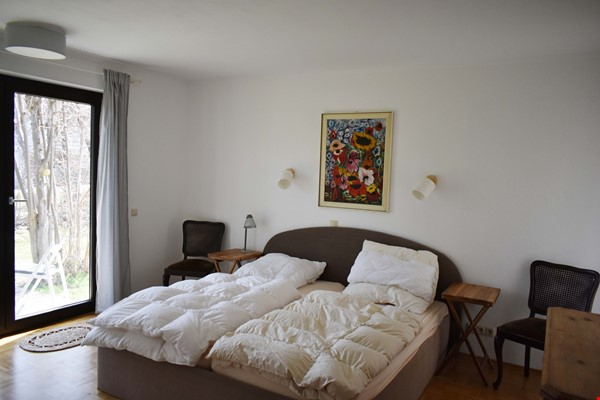 Beautiful and quiet apartment with garden Home Rental in München 6 - thumbnail