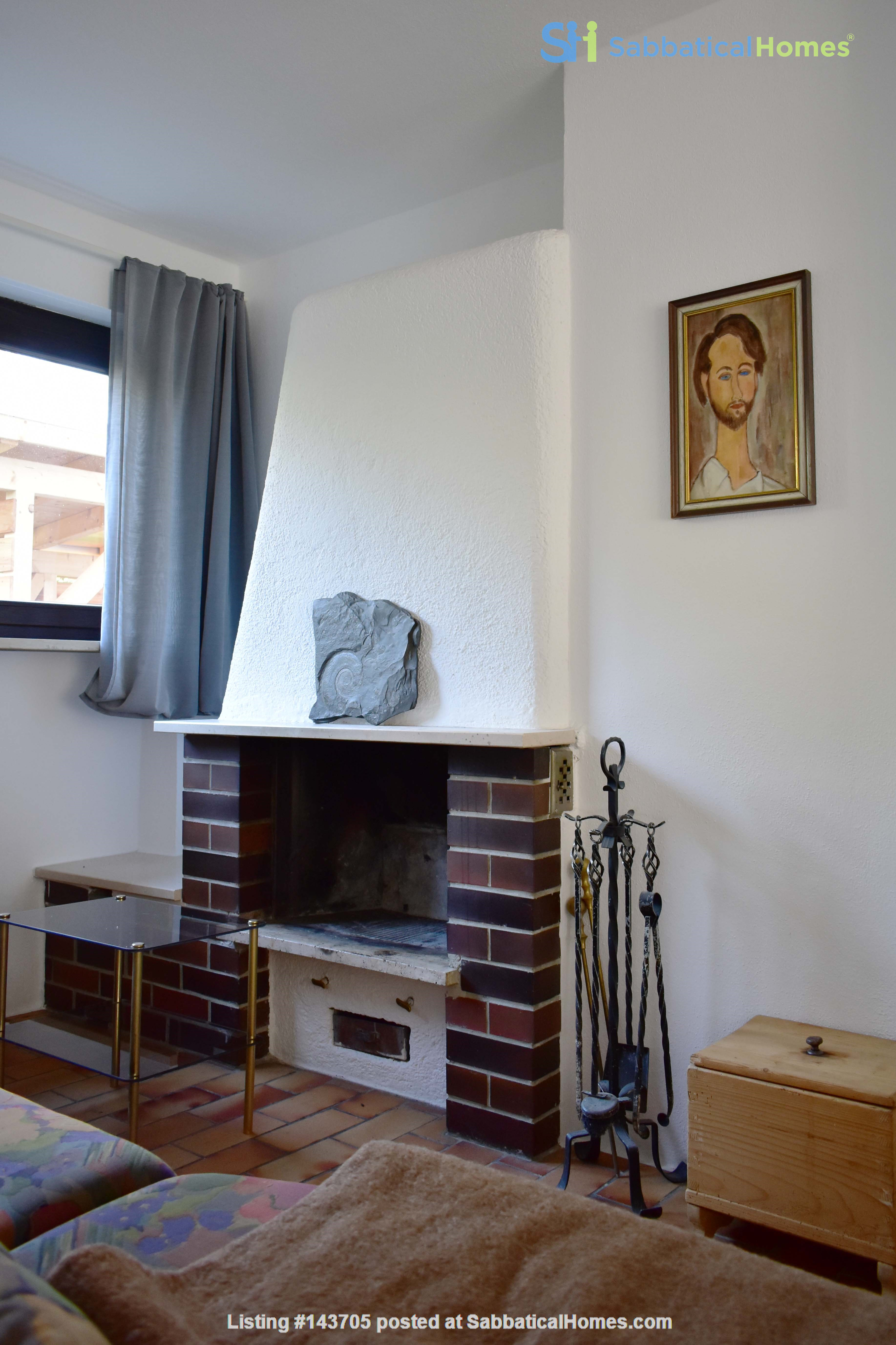 Beautiful and quiet apartment with garden Home Rental in München, Bayern, Germany 5