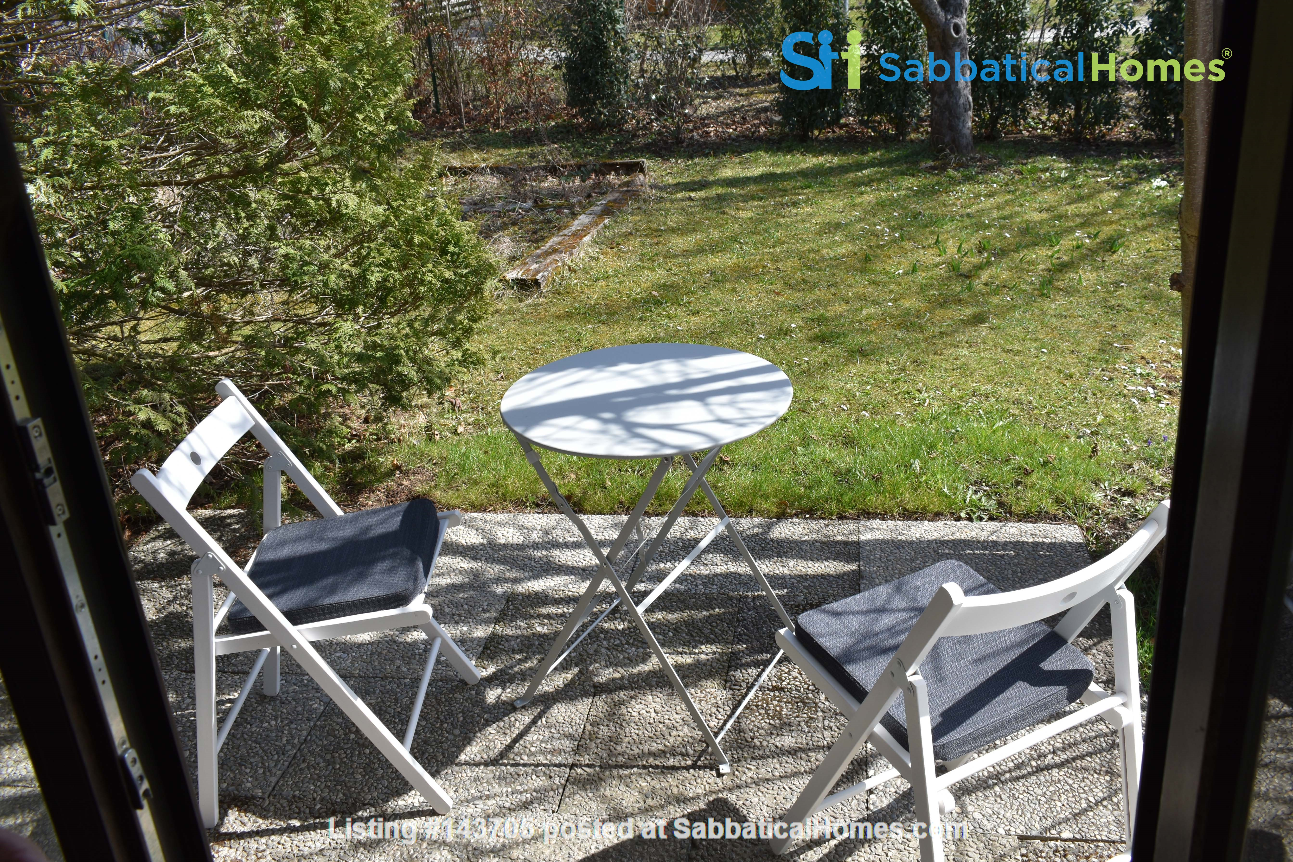Beautiful and quiet apartment with garden Home Rental in München, Bayern, Germany 7