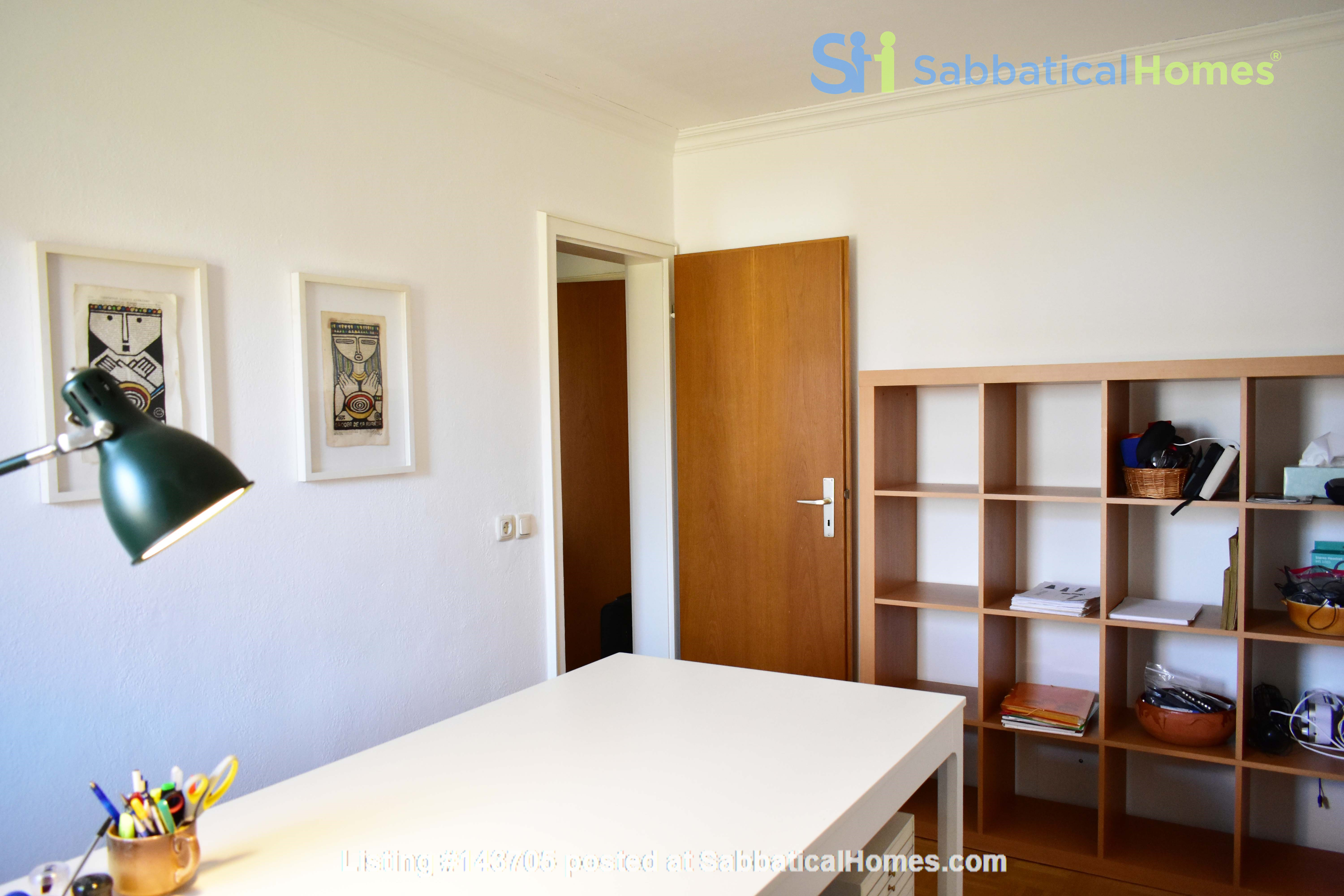 Beautiful and quiet apartment with garden Home Rental in München, Bayern, Germany 4