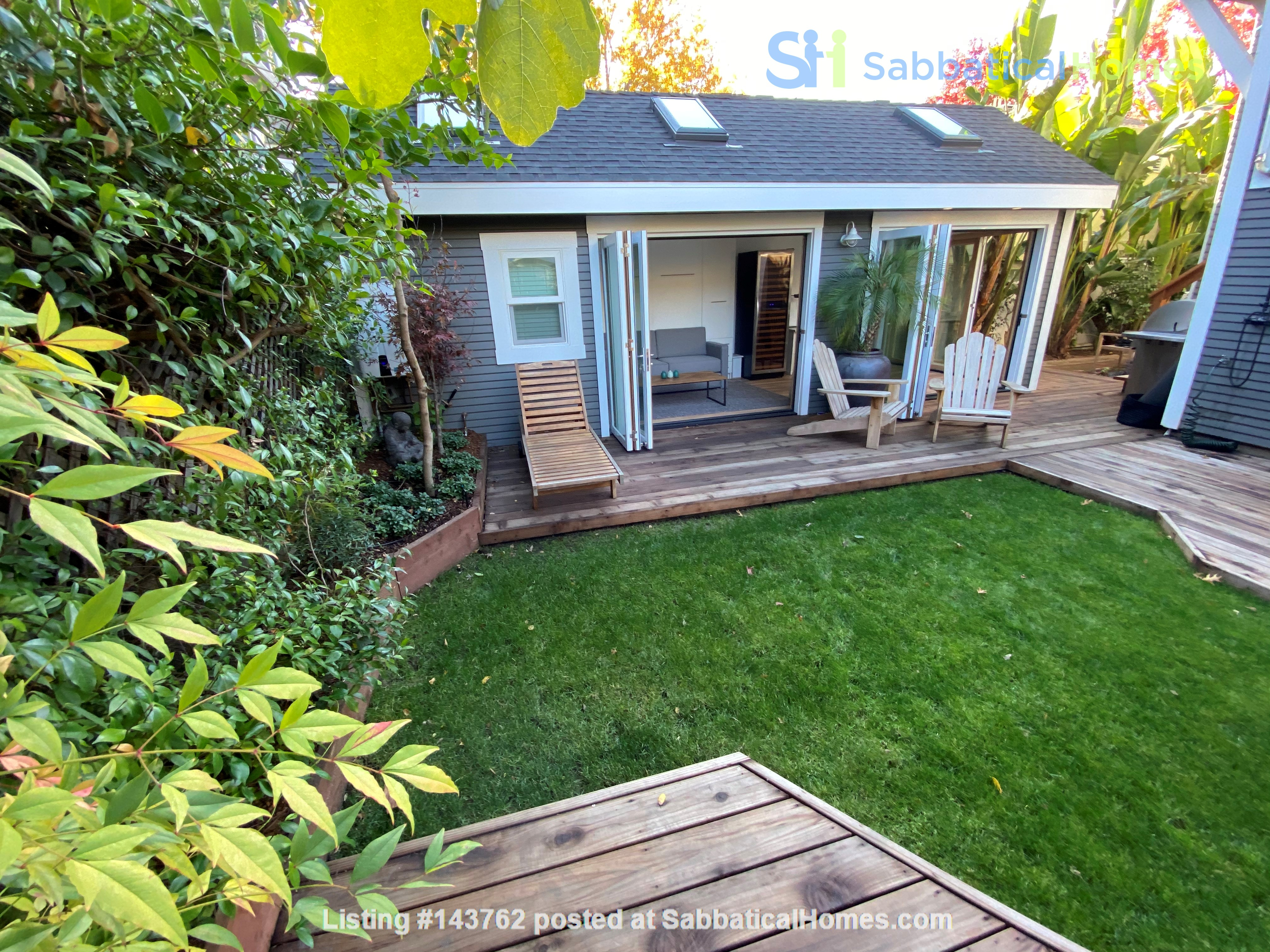 Beautiful 4 BR in Marin / SF Bay Area Home Exchange in San Rafael 1