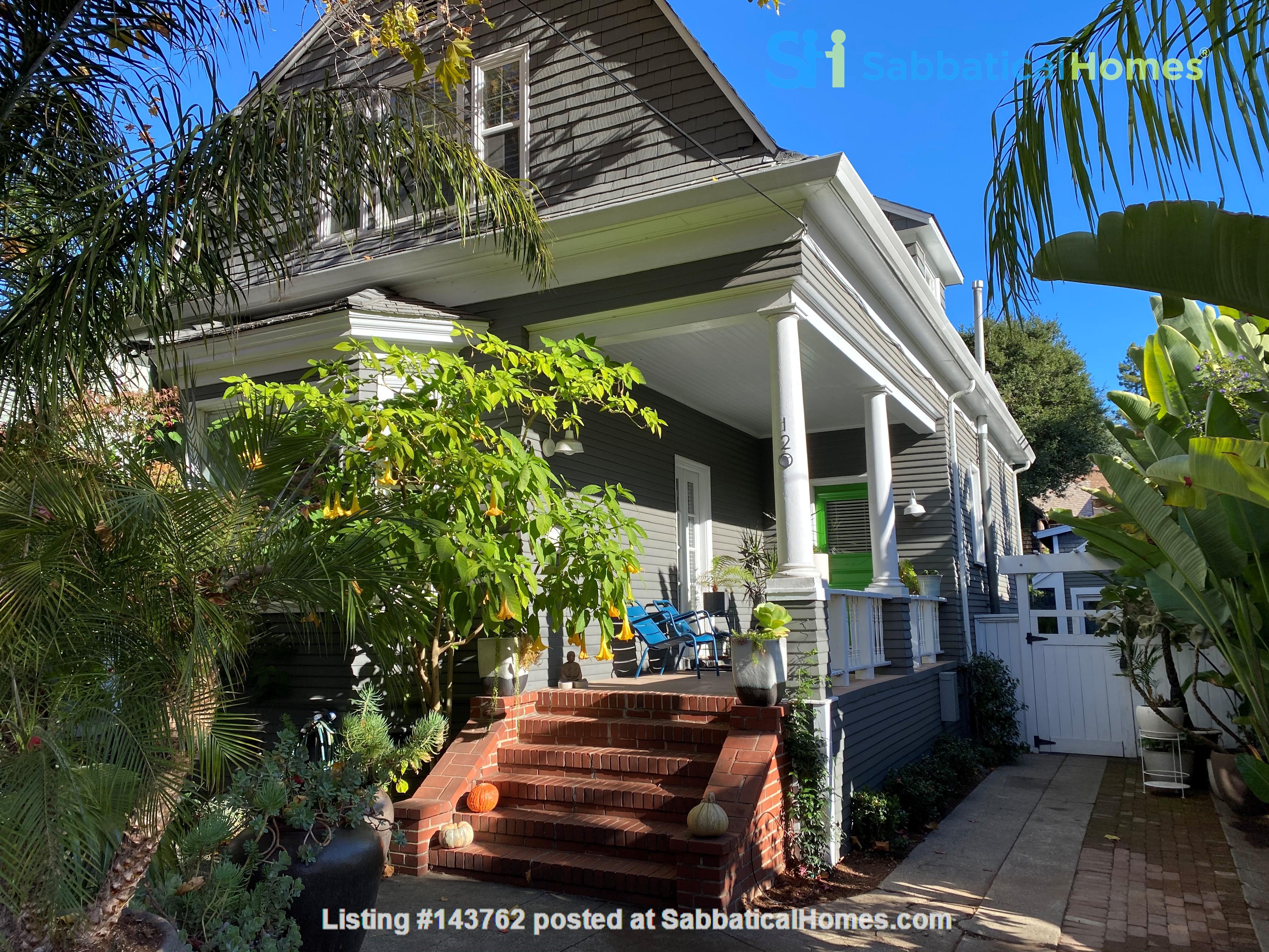 Beautiful 4 BR in Marin / SF Bay Area Home Exchange in San Rafael 0