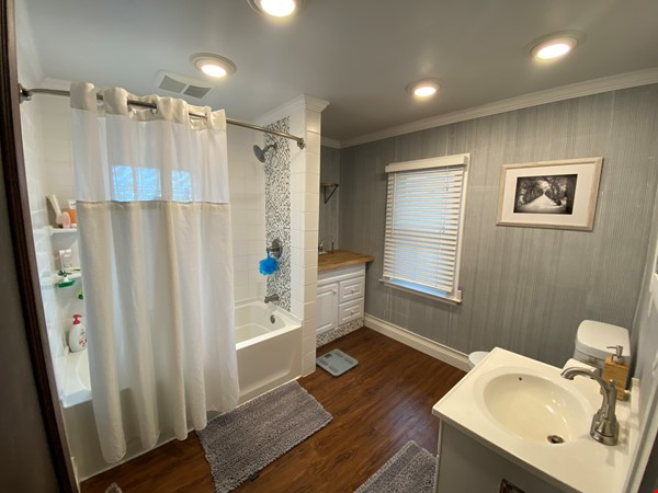 Cozy, updated 2BR near (<3mi) downtown and campus Home Rental in Lansing 7 - thumbnail