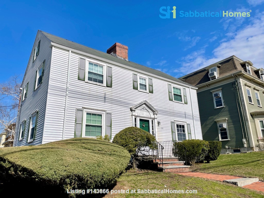 4 BR House w/ Driveway Near Tufts and Davis Square Home Rental in Somerville, Massachusetts, United States 5