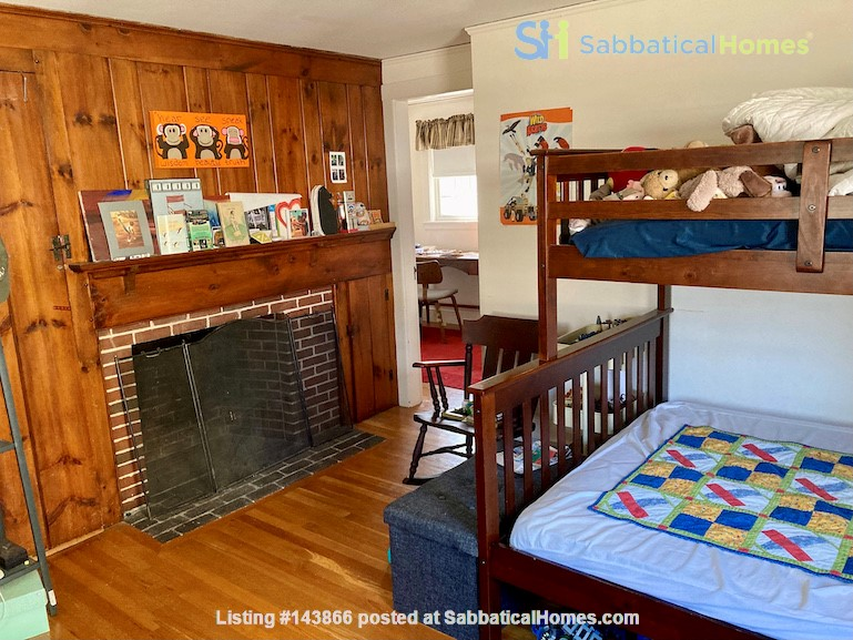 4 BR House w/ Driveway Near Tufts and Davis Square Home Rental in Somerville, Massachusetts, United States 4
