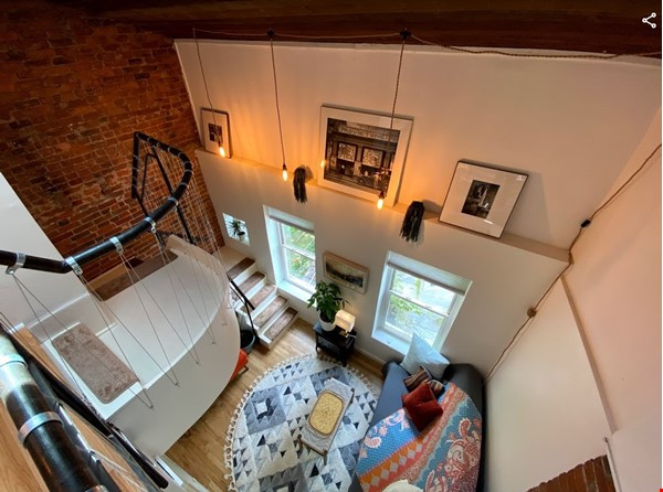 Centrally Located Loft, New Haven, Yale, SOM Home Rental in New Haven 1 - thumbnail