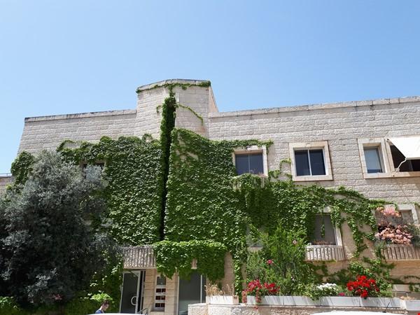 A beautiful garden apartment near the Hebrew University Home Rental in Jerusalem 5 - thumbnail