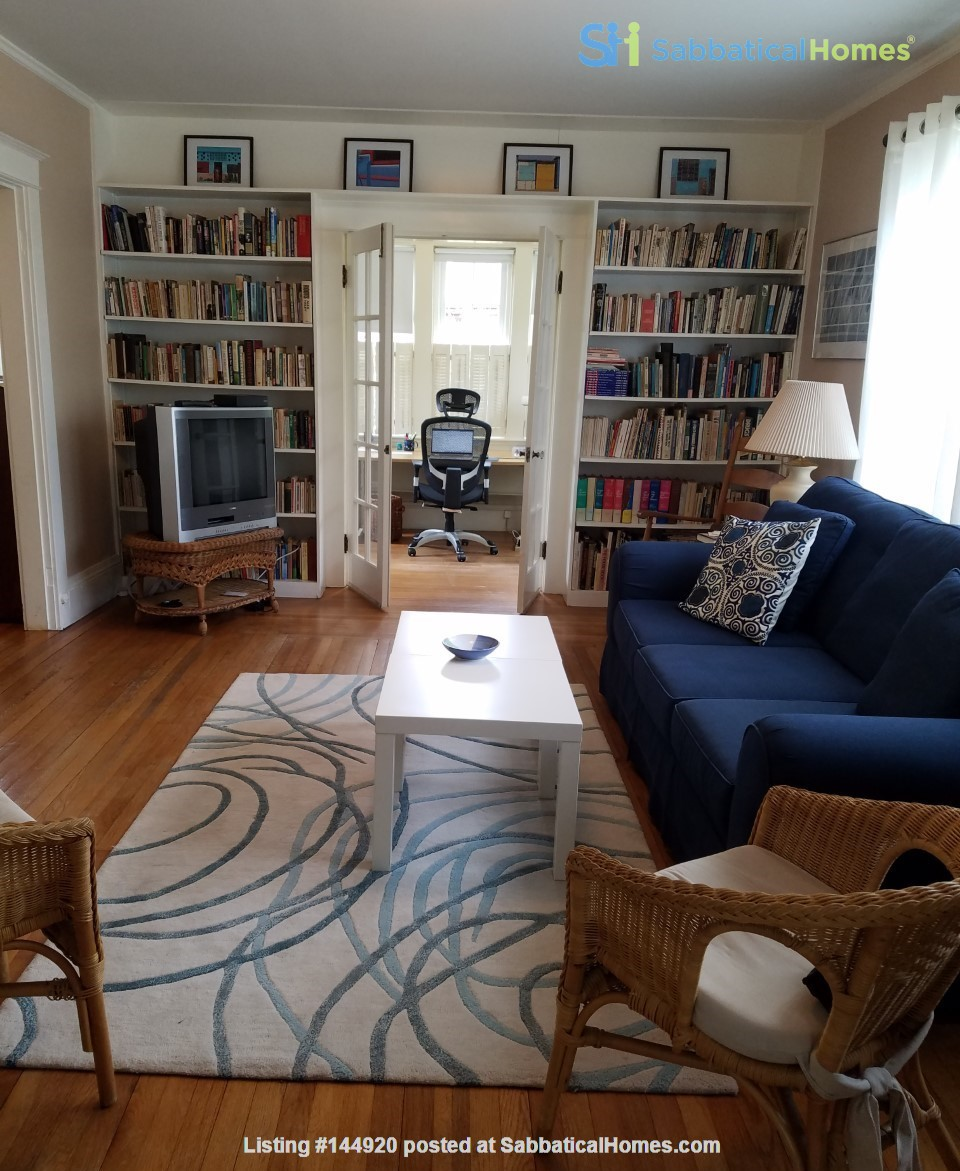 Furnished home in charming neighborhood near Brown University and RISD Home Rental in Cranston, Rhode Island, United States 0