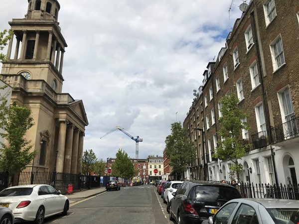 One bedroom, charming, central London flat in Cosway St, Marylebone, London Home Rental in Marylebone 5 - thumbnail