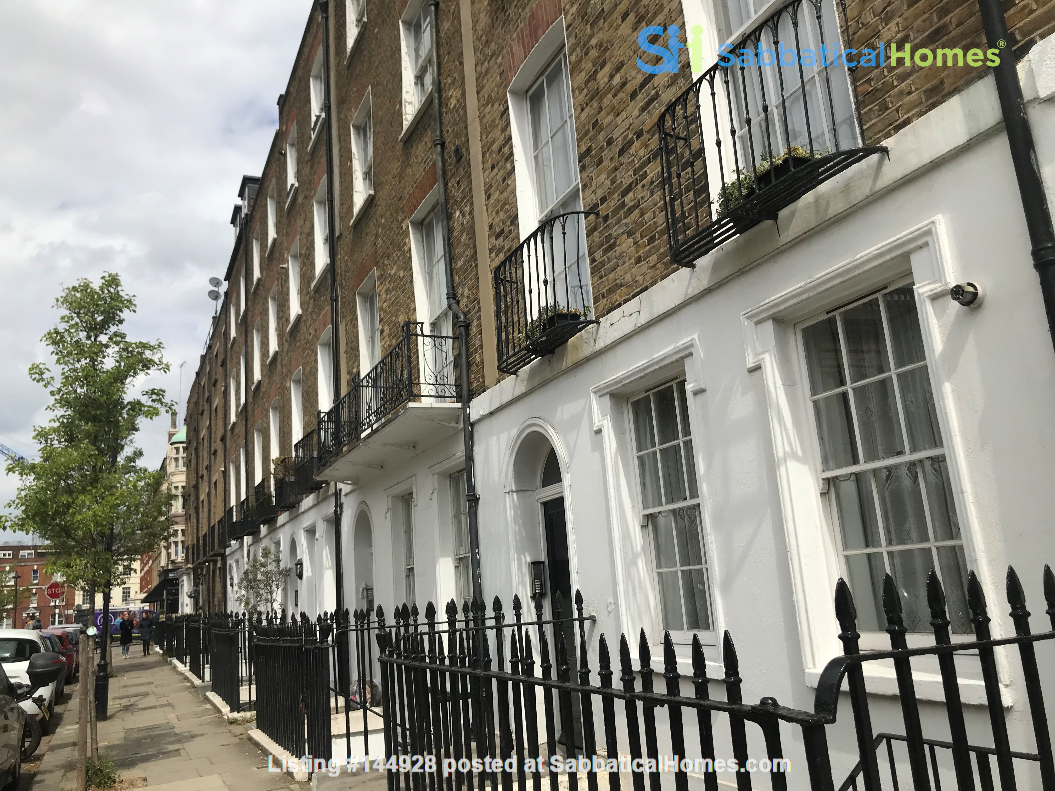 One bedroom, charming, central London flat in Cosway St, Marylebone, London Home Rental in Marylebone 0
