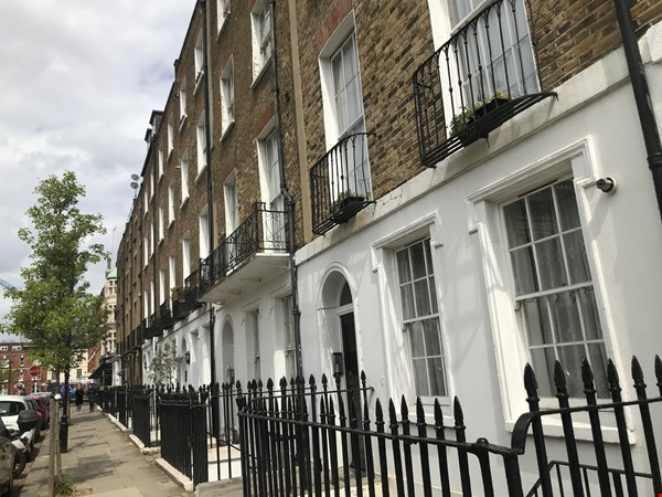 One bedroom, charming, central London flat in Cosway St, Marylebone, London Home Rental in Marylebone 0 - thumbnail