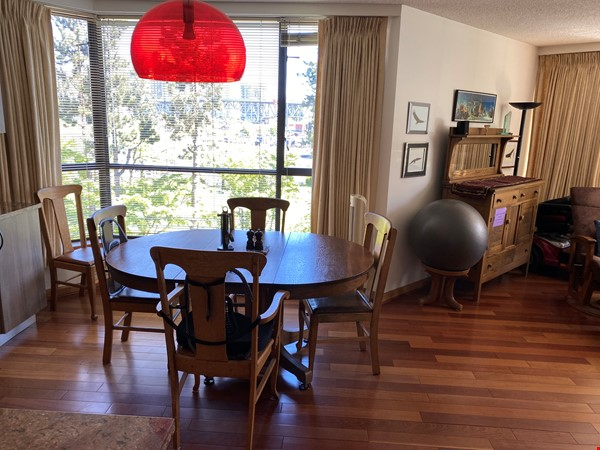 Perfectly convenient to downtown, without the noise! Home Rental in Vancouver 2 - thumbnail