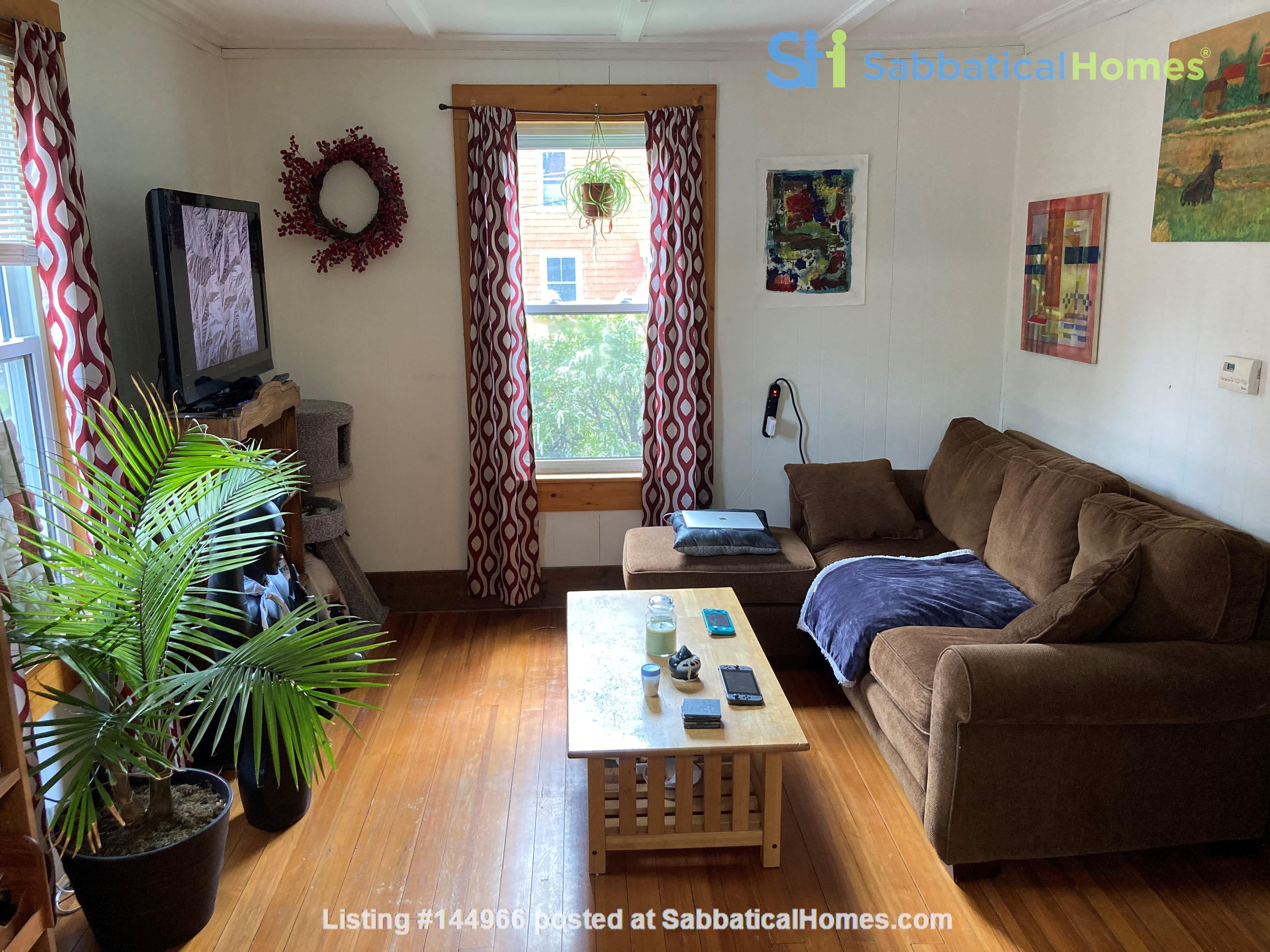 Two-Bedroom Apartment on Quiet Street; Walkable to Everything Northampton Home Rental in Northampton, Massachusetts, United States 6