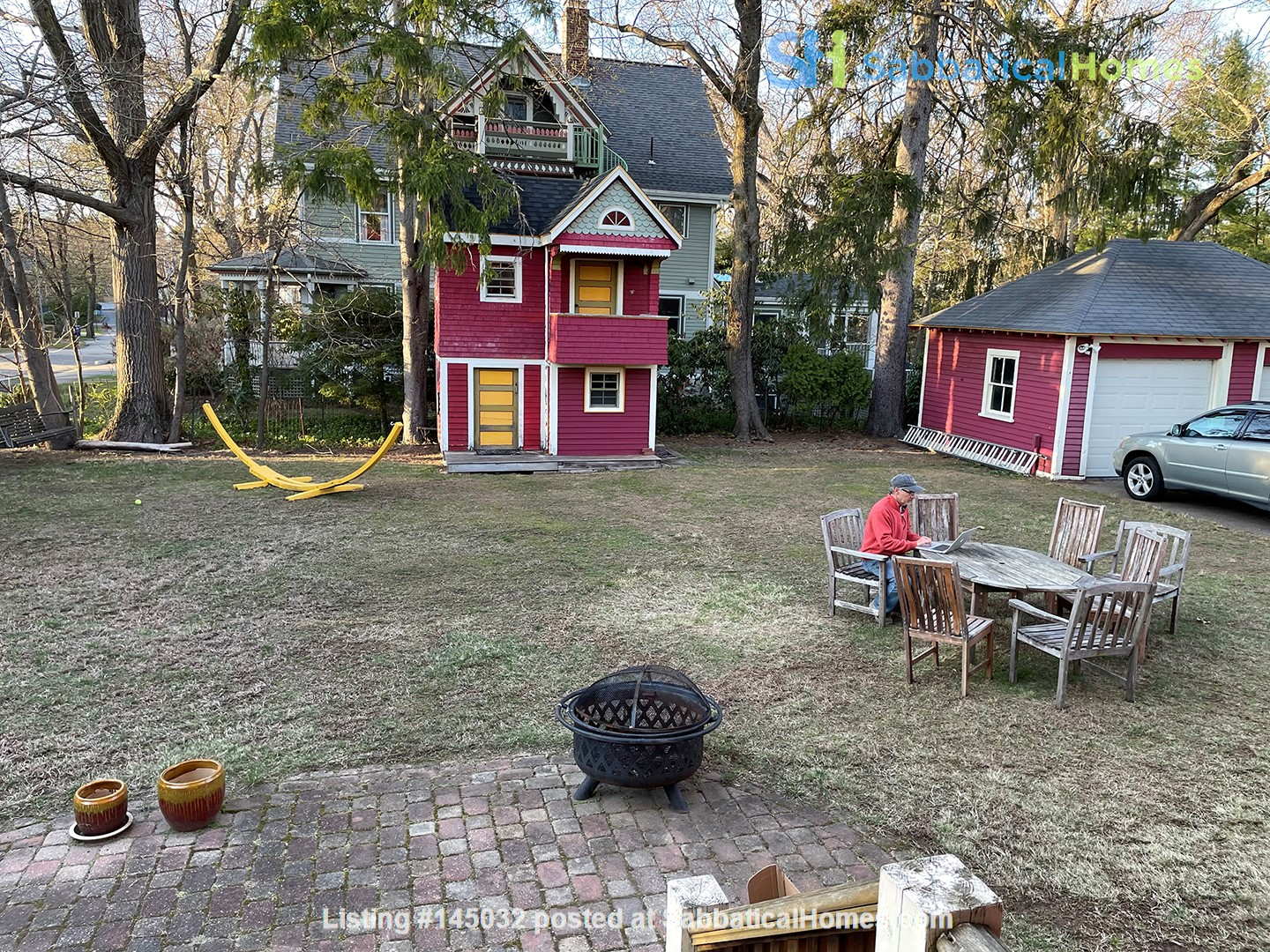 1883 historic gem in Newton Highlands— walk to park, lake—and T to Boston Home Rental in Newton, Massachusetts, United States 9