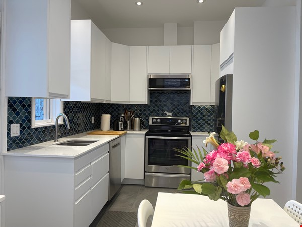 Lovely renovated apartment in a perfect Montreal setting! Home Rental in Montréal 2 - thumbnail