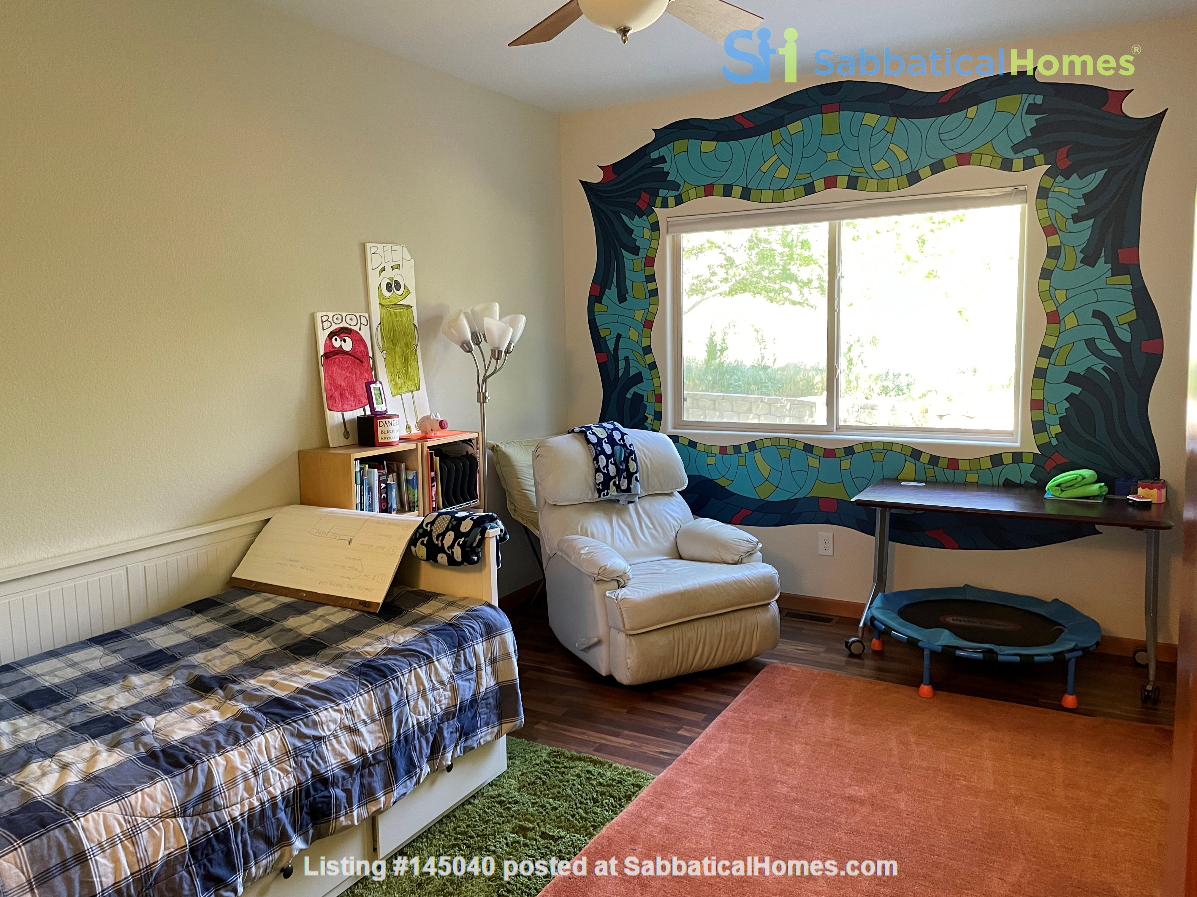 Hiking and biking paradise in beautiful Golden, Colorado - Spring 2022 swap Home Exchange in Golden 6