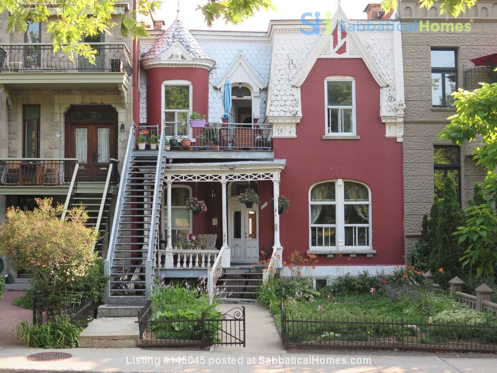 Cute apartment in perfect Montreal setting! Home Rental in Montréal, Québec, Canada 7