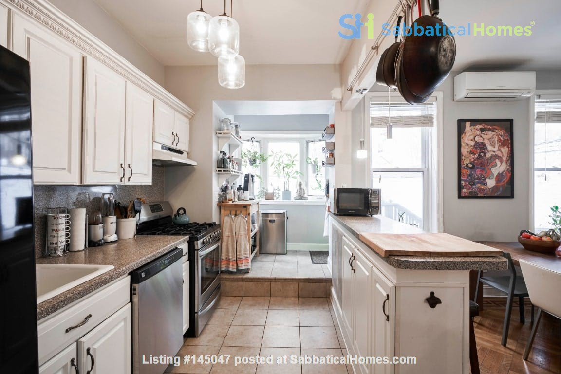 Furnished 2+ bdrm/2 bath with patio, W/D, parking, ideal for families. Home Rental in Kings County, New York, United States 1
