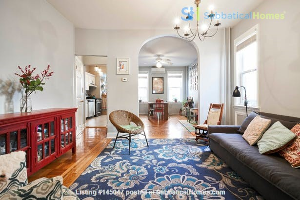 Furnished 2+ bdrm/2 bath with patio, W/D, parking, ideal for families. Home Rental in Kings County, New York, United States 0