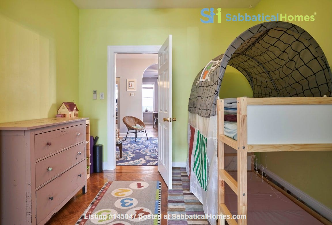 Furnished 2+ bdrm/2 bath with patio, W/D, parking, ideal for families. Home Rental in Kings County, New York, United States 3