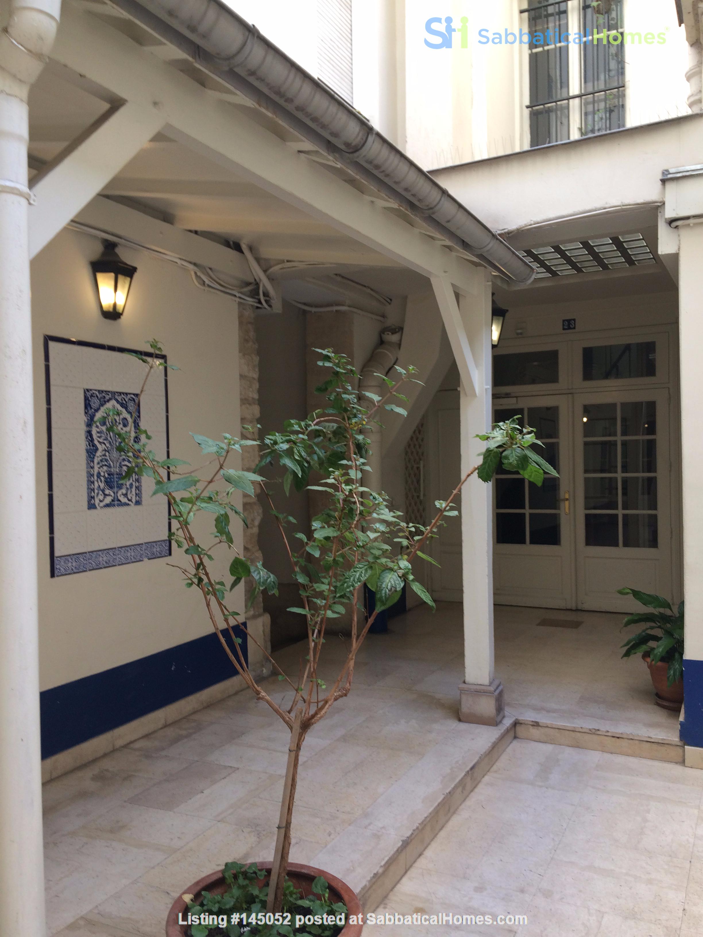 Charming flat / Heart of Paris Home Rental in Paris, Île-de-France, France 1