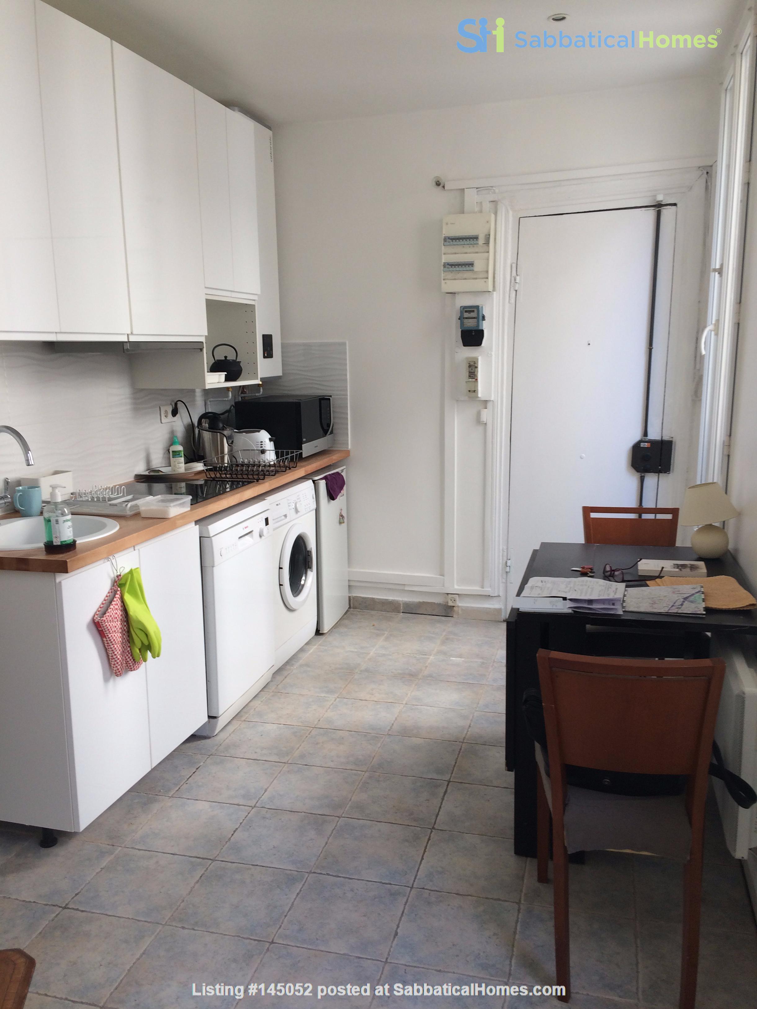 Charming flat / Heart of Paris Home Rental in Paris, Île-de-France, France 2