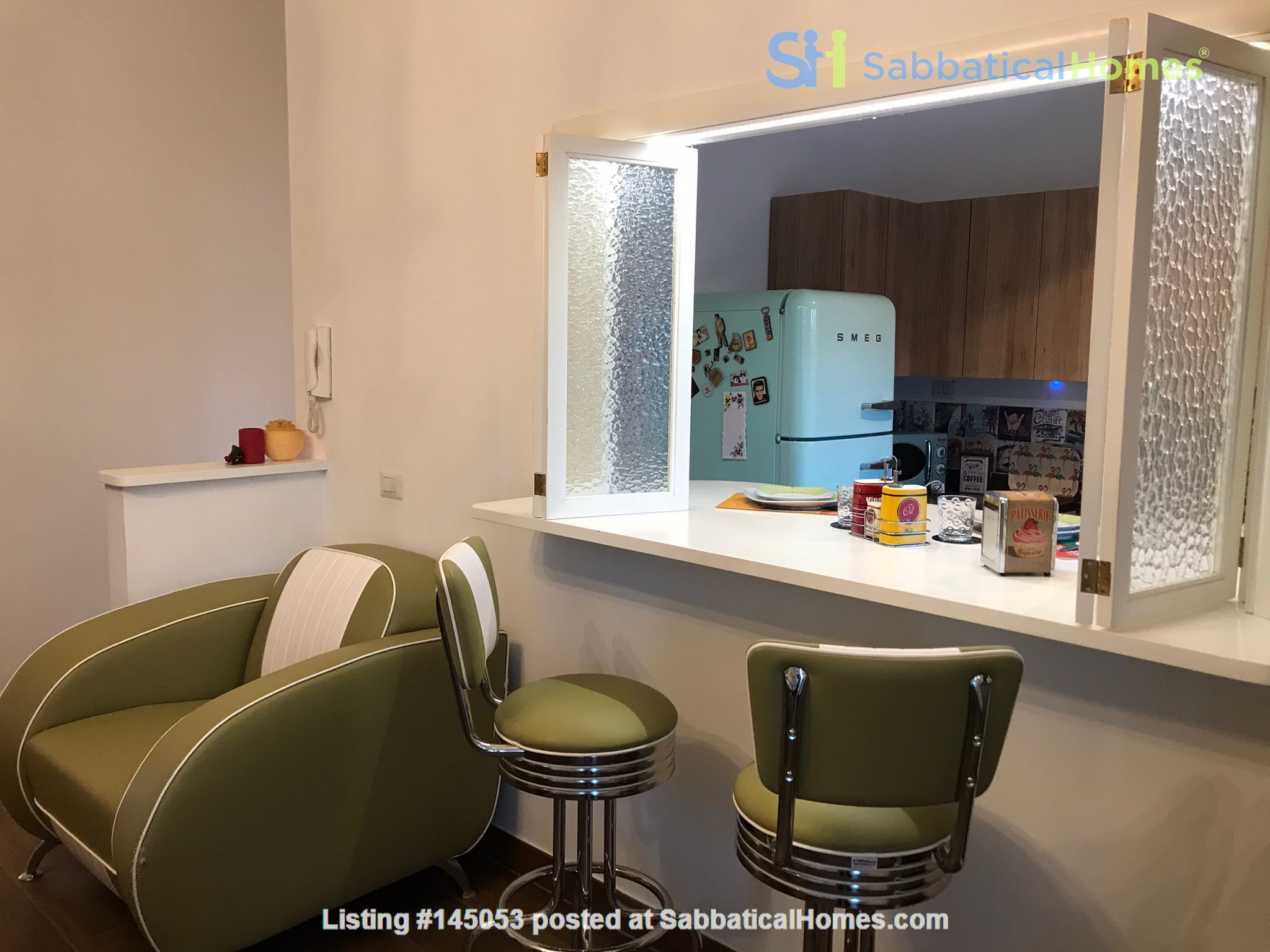 University Sacro Cuore - Brightly apartment with large terrace. Home Rental in Roma, Lazio, Italy 0