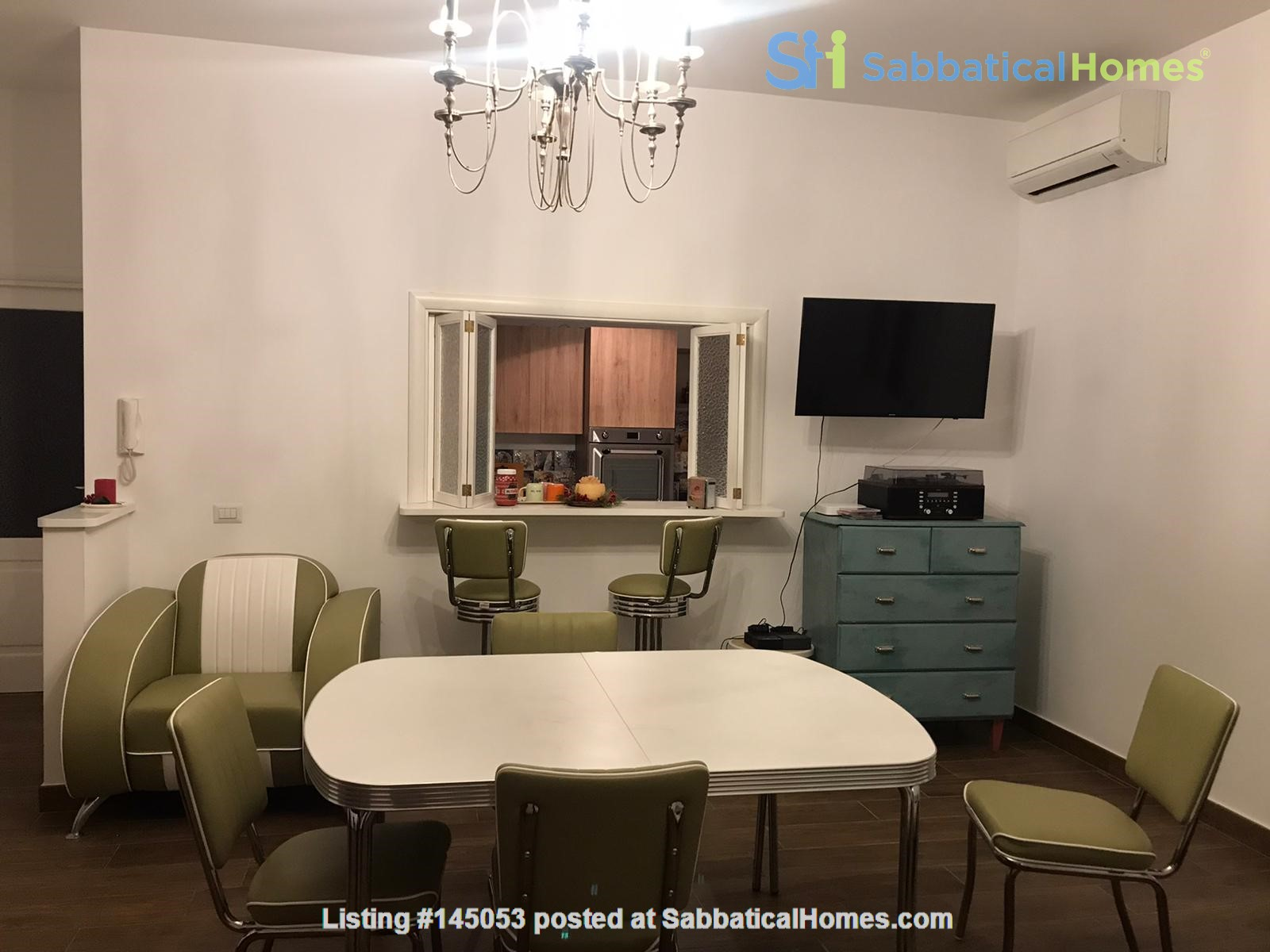 University Sacro Cuore - Brightly apartment with large terrace. Home Rental in Roma, Lazio, Italy 1