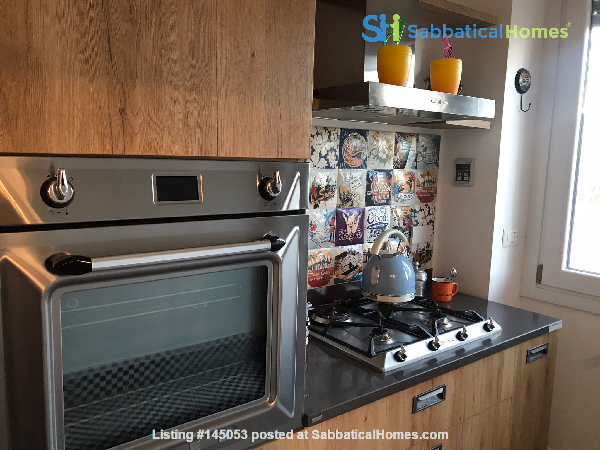 University Sacro Cuore - Brightly apartment with large terrace. Home Rental in Roma, Lazio, Italy 3