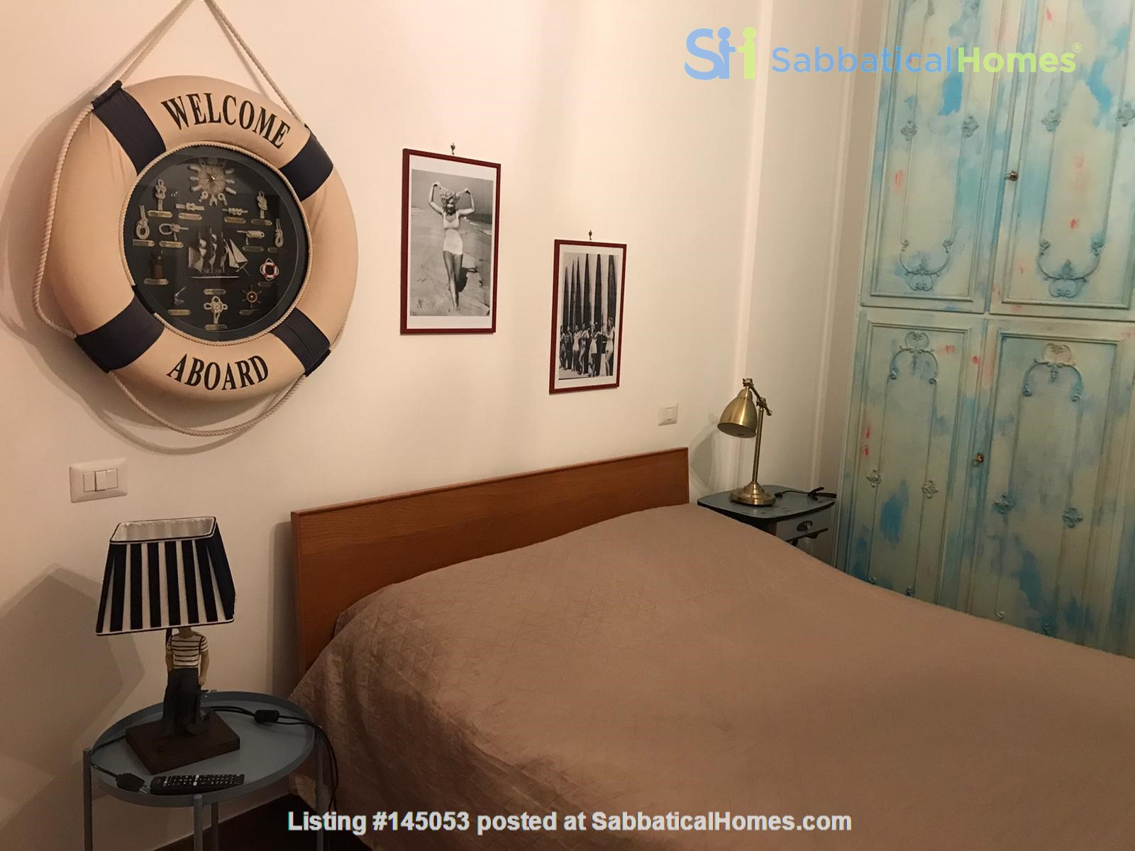 University Sacro Cuore - Brightly apartment with large terrace. Home Rental in Roma, Lazio, Italy 5