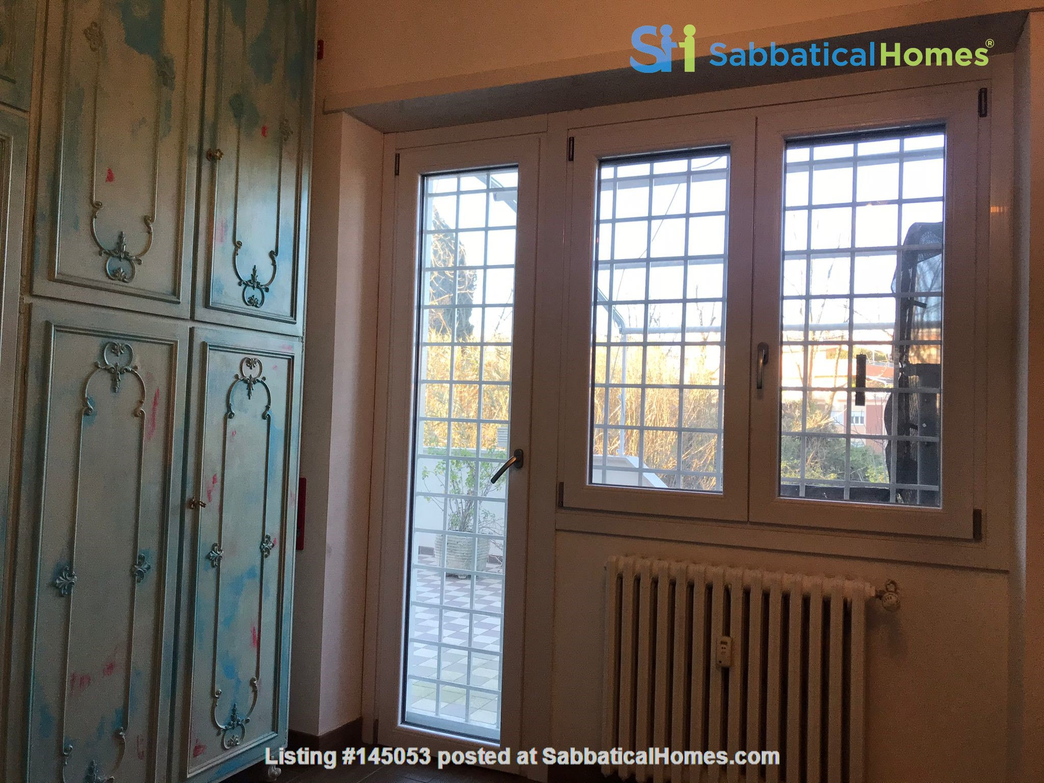 University Sacro Cuore - Brightly apartment with large terrace. Home Rental in Roma, Lazio, Italy 6
