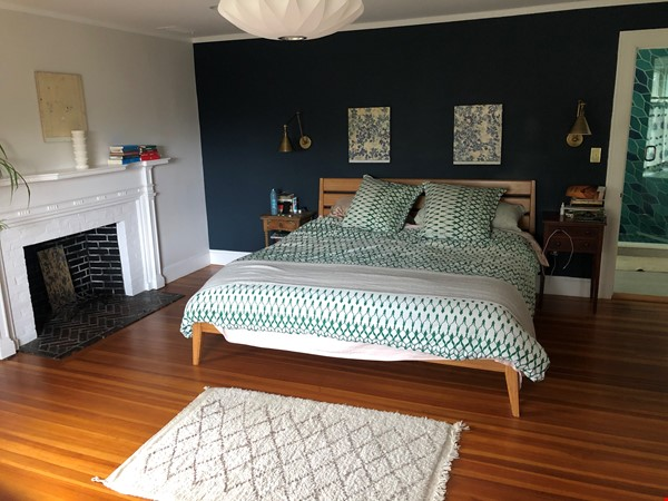 Large, gorgeous house & garden within walking distance of Brown & RISD Home Rental in Providence 5 - thumbnail