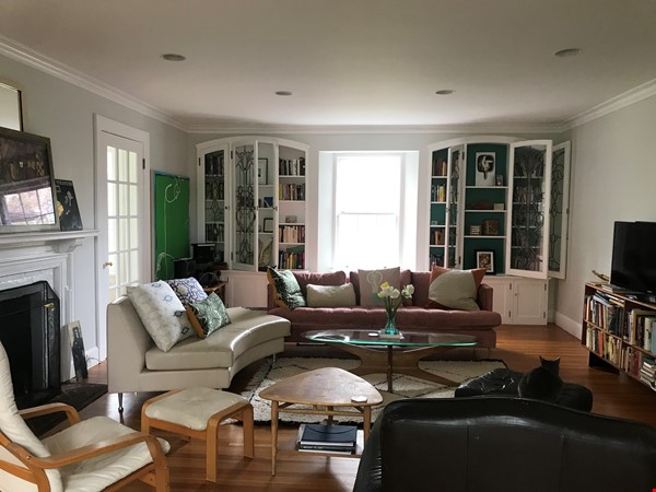 Large, gorgeous house & garden within walking distance of Brown & RISD Home Rental in Providence 1 - thumbnail