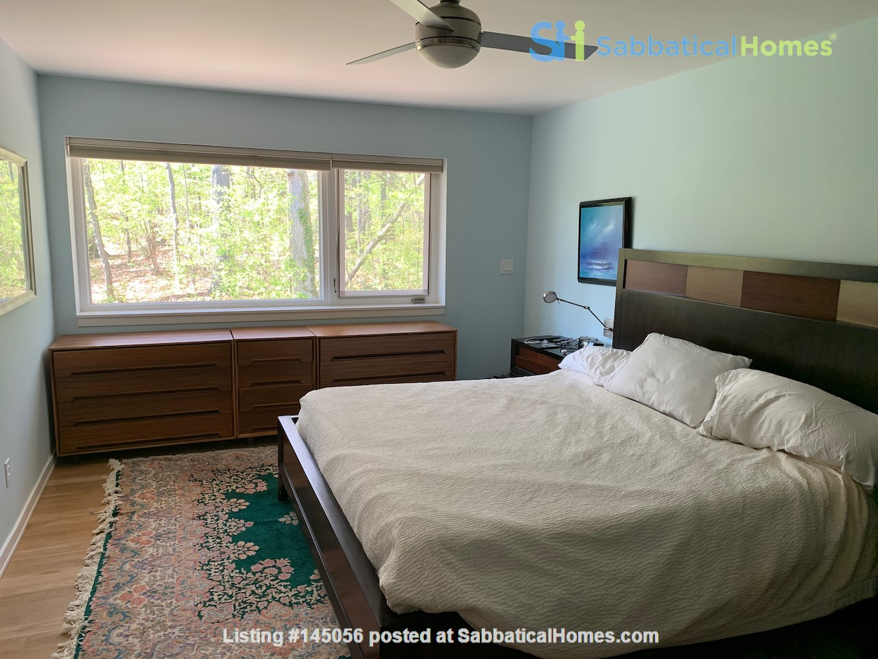 Beautifully updated mid-century 3-bedroom home near University of Michigan. Home Rental in Ann Arbor, Michigan, United States 4
