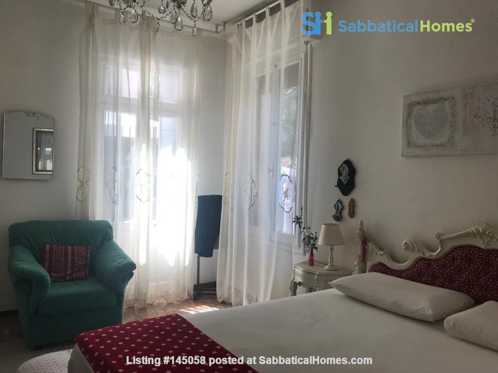 Elegant apartment with garden in Venice Home Exchange in Lido, Veneto, Italy 1