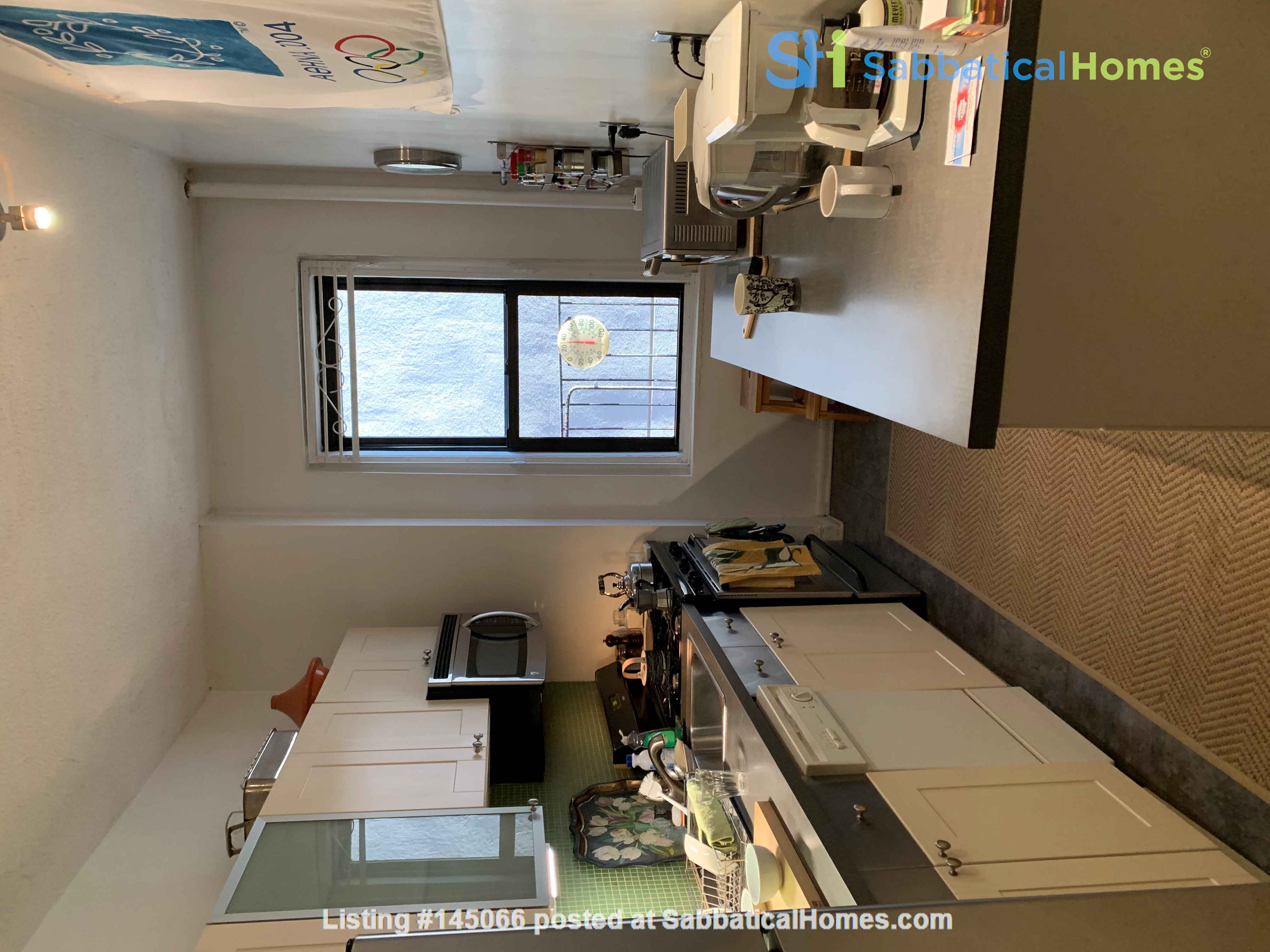 Bright, warm, welcoming, comfortable, ideal for working, shared  NY home! Home Rental in Kings County, New York, United States 4