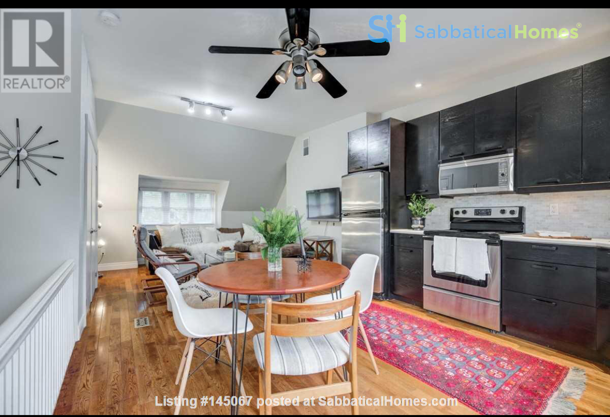Downtown Home (Top 2 Floors of home), Large patio (3 Bed 1 Bath) Home Rental in Toronto, Ontario, Canada 5