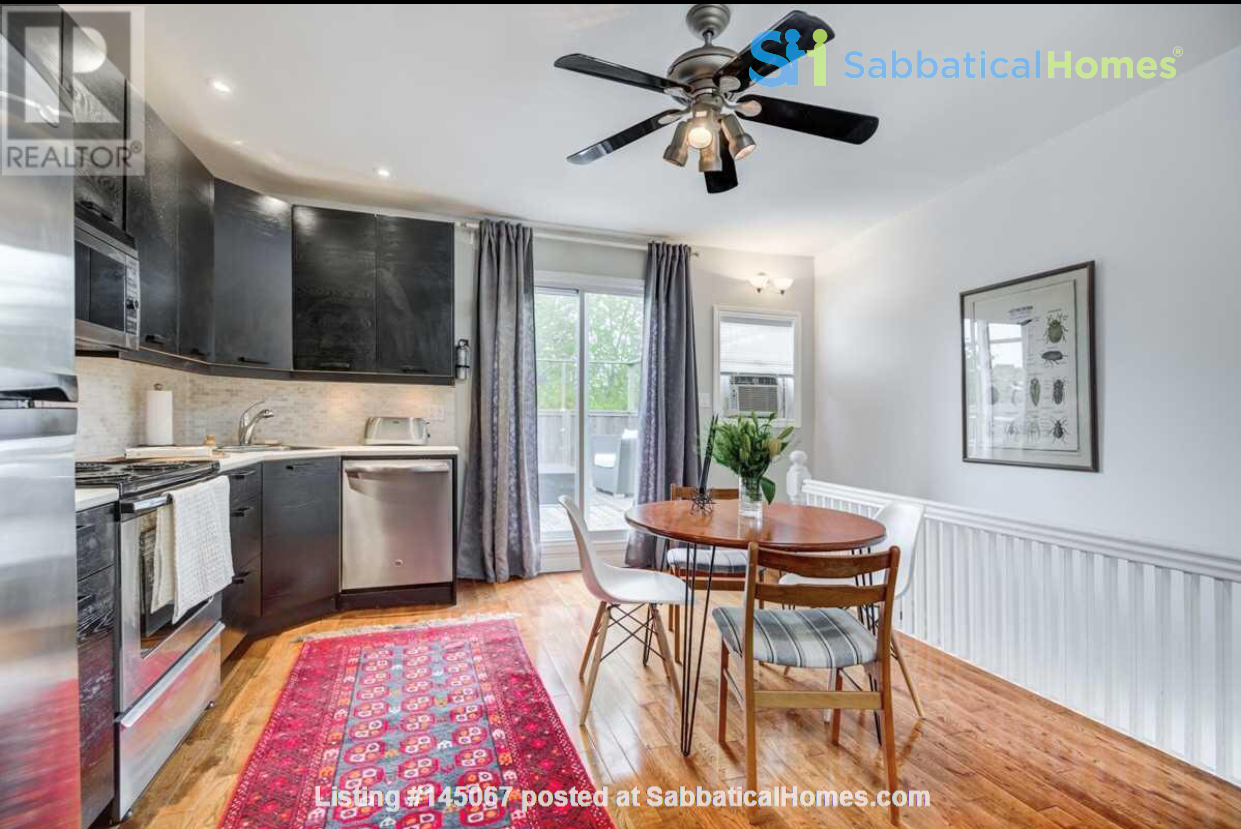Downtown Home (Top 2 Floors of home), Large patio (3 Bed 1 Bath) Home Rental in Toronto, Ontario, Canada 6