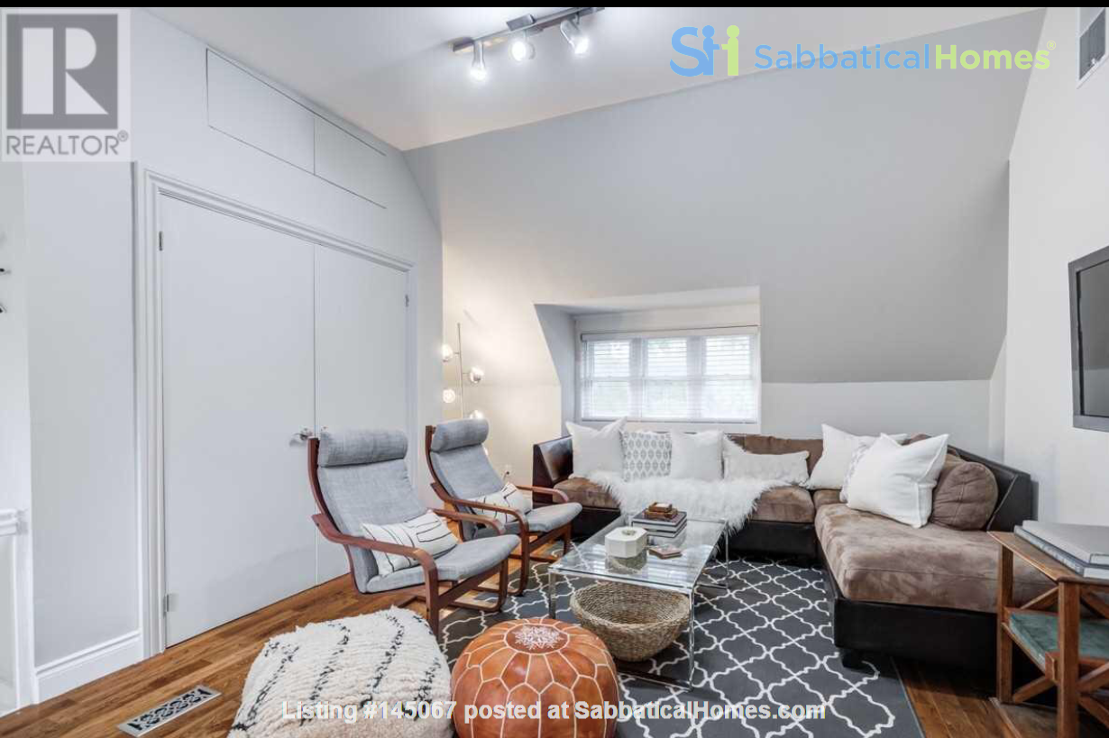 Downtown Home (Top 2 Floors of home), Large patio (3 Bed 1 Bath) Home Rental in Toronto, Ontario, Canada 7