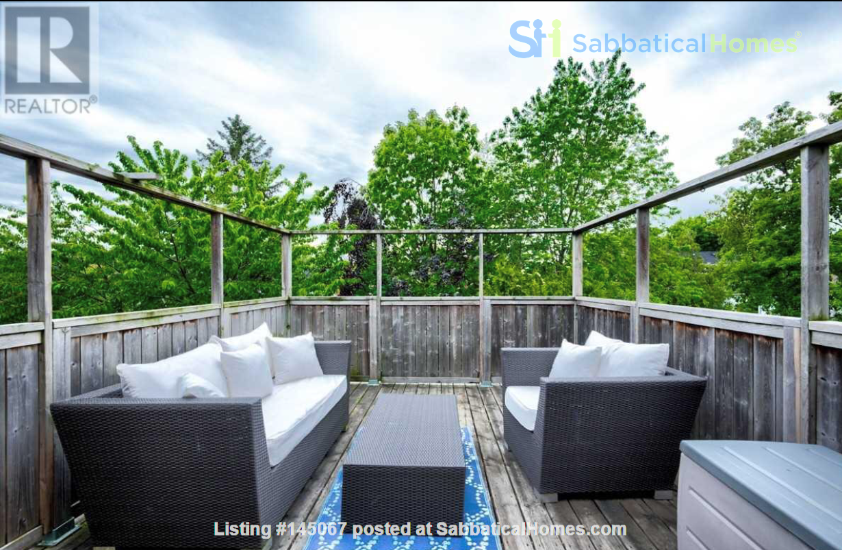 Downtown Home (Top 2 Floors of home), Large patio (3 Bed 1 Bath) Home Rental in Toronto, Ontario, Canada 9