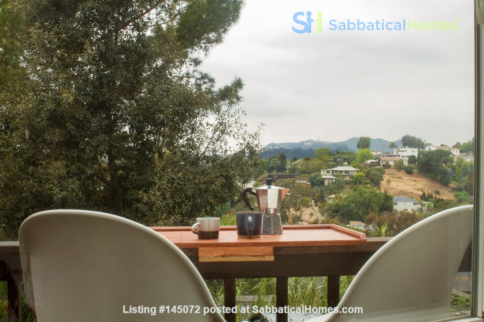 Secluded hide away in the hills Home Rental in Los Angeles, California, United States 1