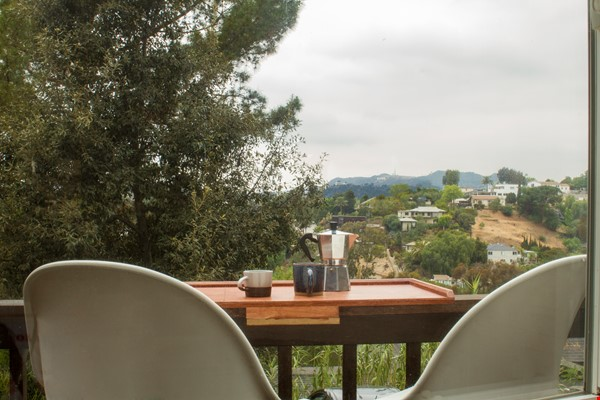 Secluded hide away in the hills Home Rental in Los Angeles 1 - thumbnail