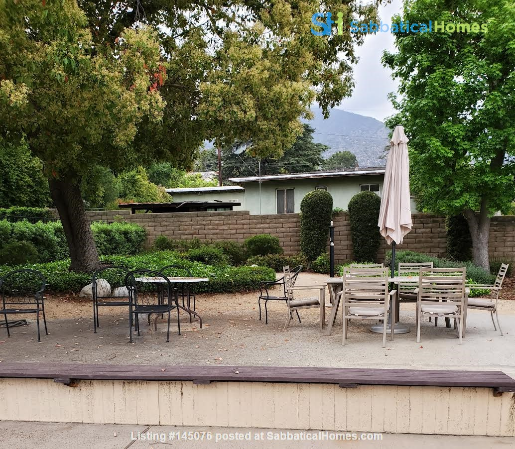 Looking for a beautiful place in Sierra Madre, CA, near to Caltech and JPL? Home Rental in Sierra Madre, California, United States 9