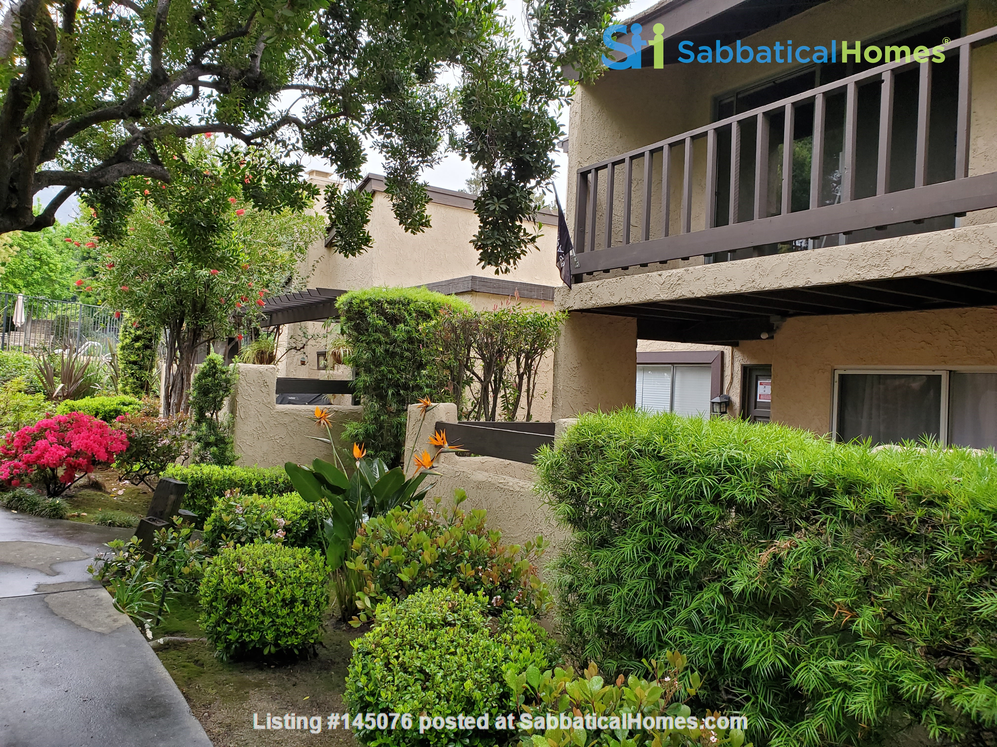 Looking for a beautiful place in Sierra Madre, CA, near to Caltech and JPL? Home Rental in Sierra Madre, California, United States 1