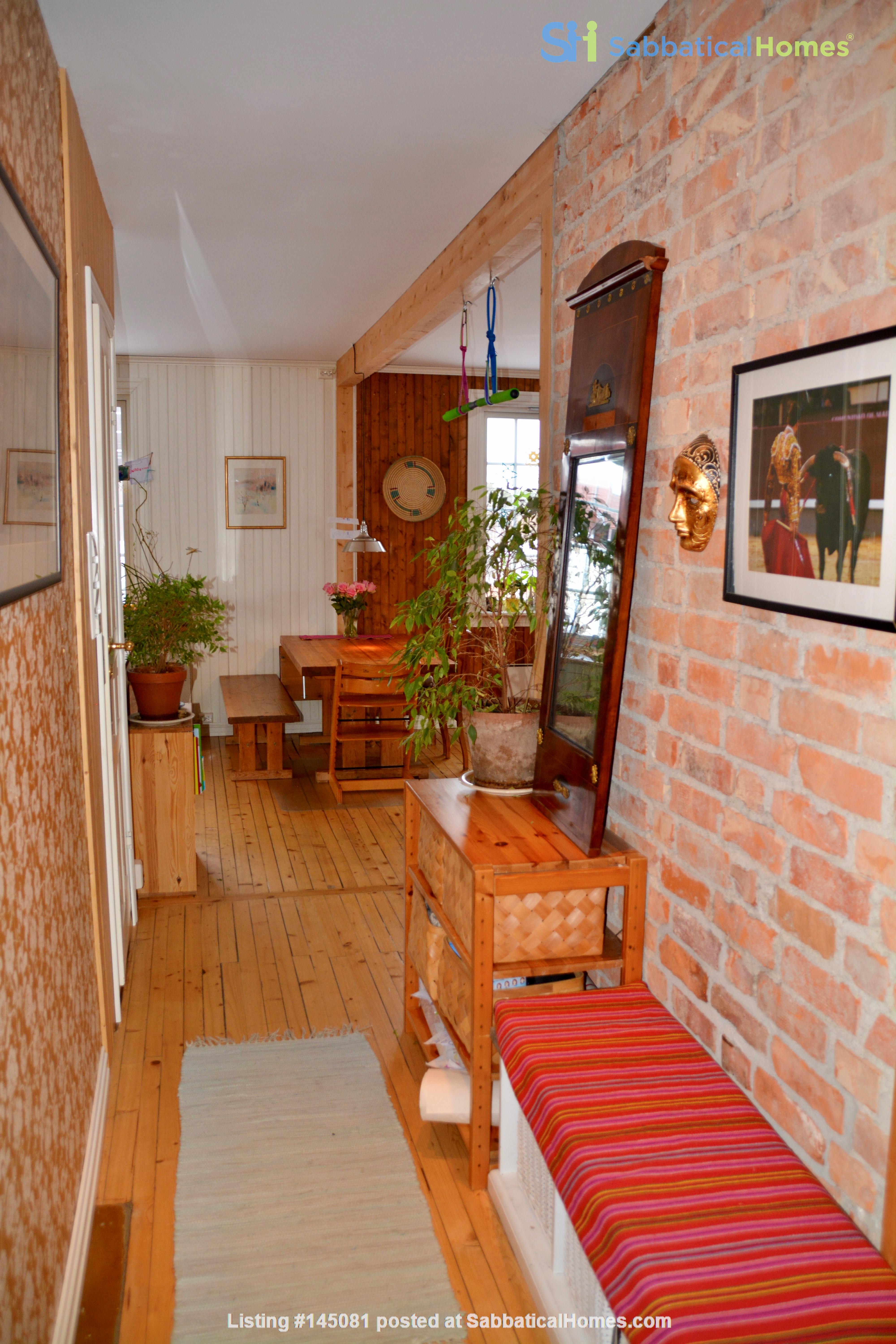 Child friendly home with four bedrooms in idyllic surroundings Home Rental in Trondheim, Trøndelag, Norway 1