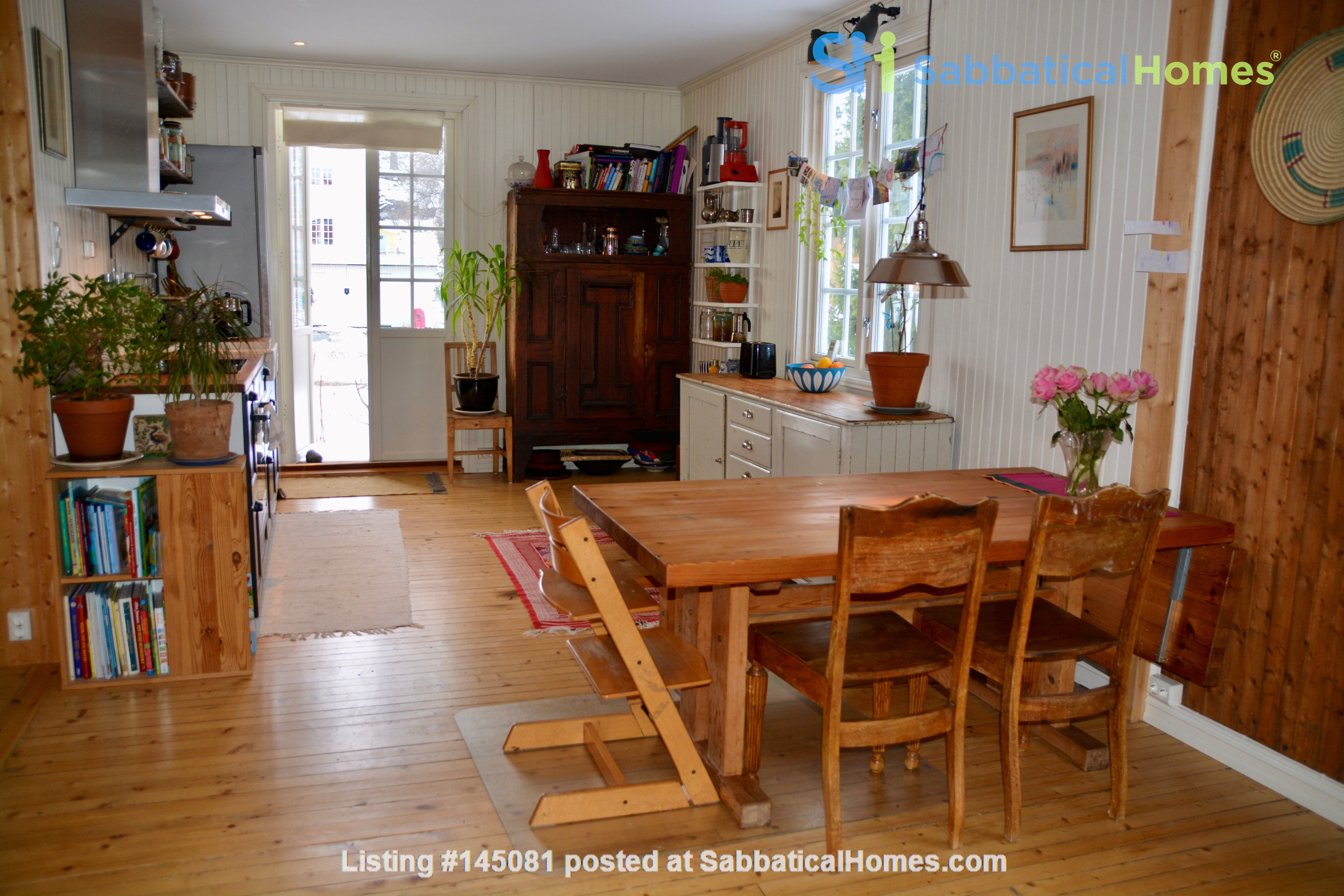 Child friendly home with four bedrooms in idyllic surroundings Home Rental in Trondheim, Trøndelag, Norway 3