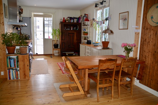 Child friendly home with four bedrooms in idyllic surroundings Home Rental in  3 - thumbnail