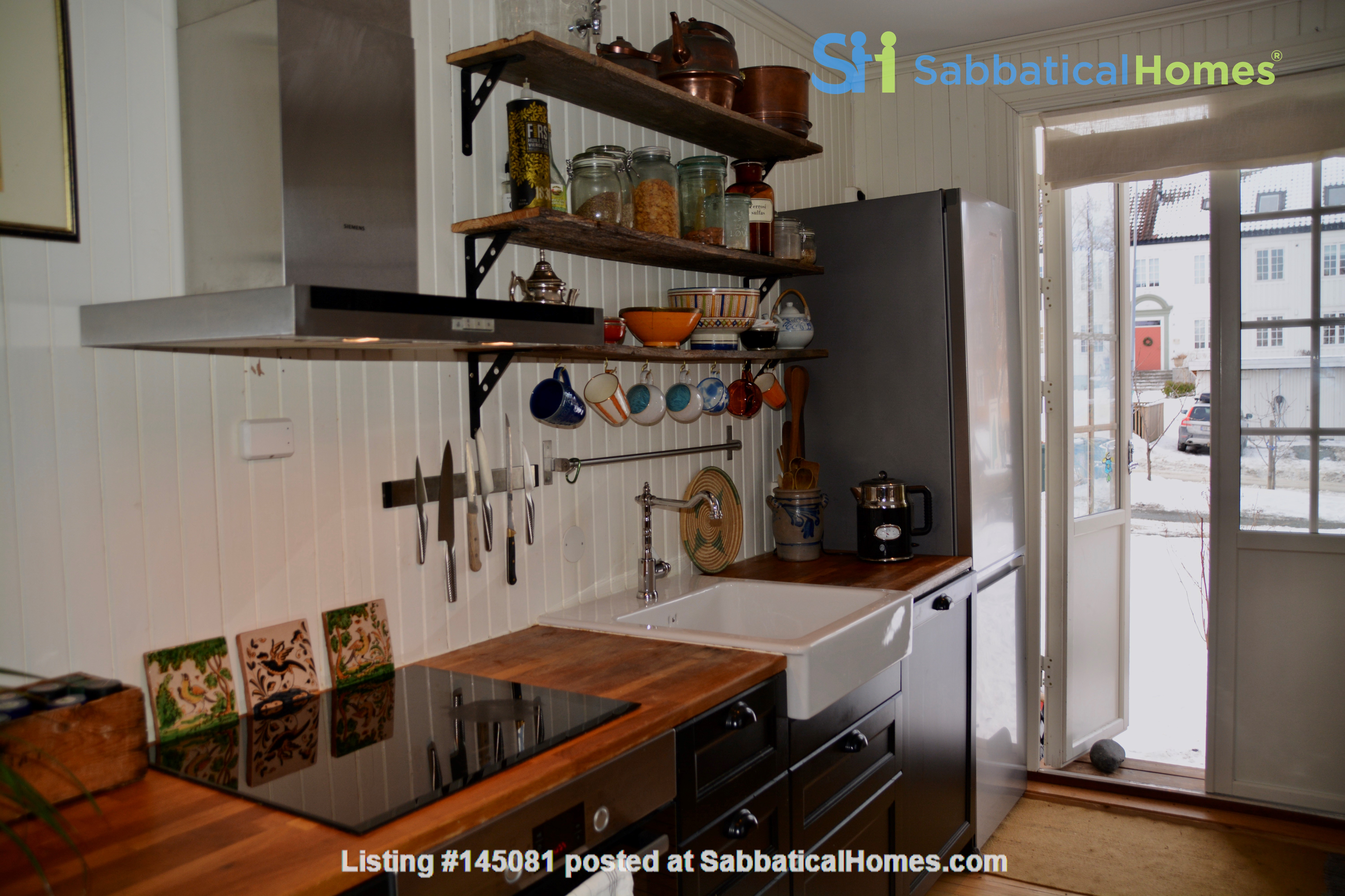 Child friendly home with four bedrooms in idyllic surroundings Home Rental in Trondheim, Trøndelag, Norway 0