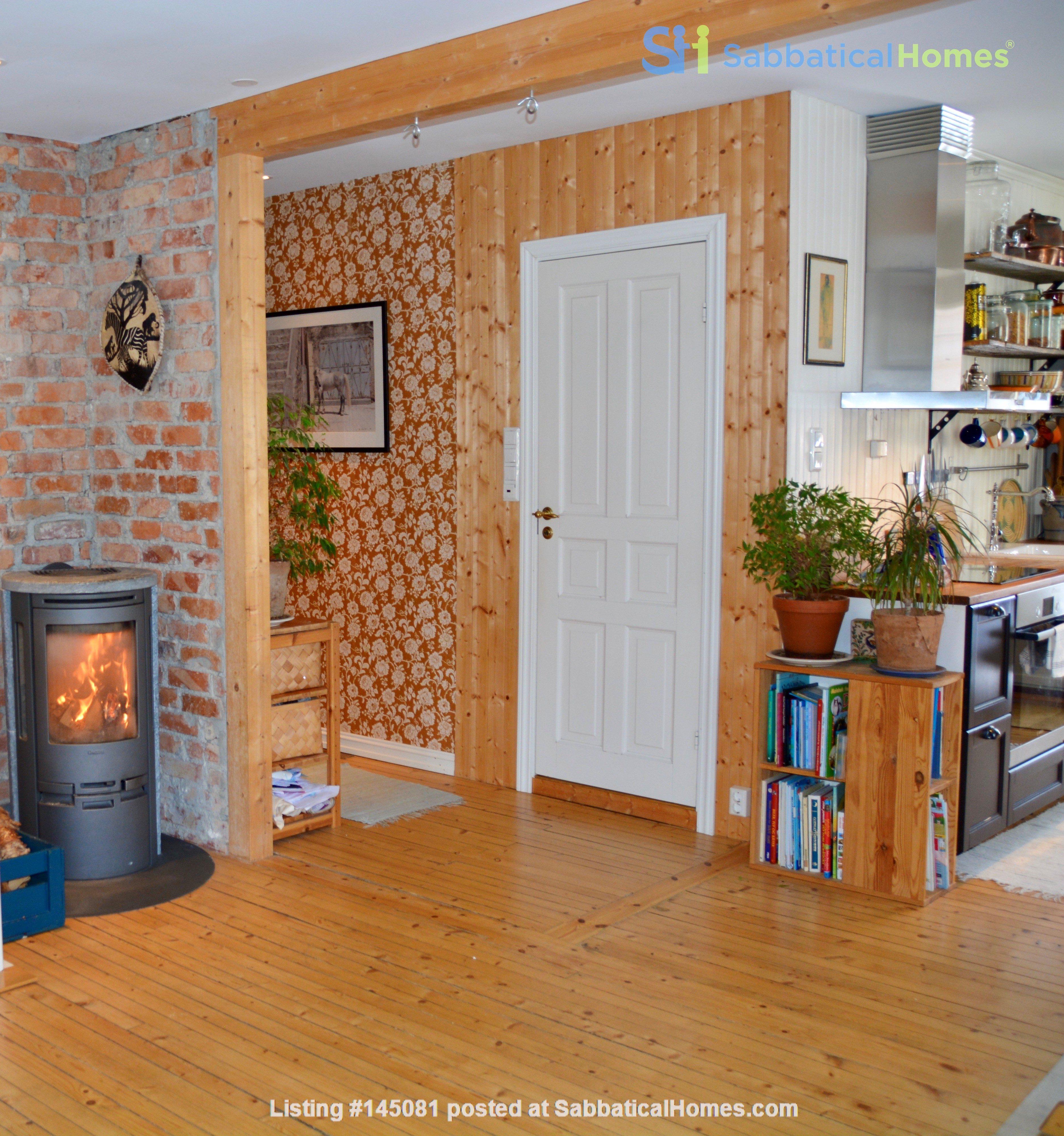 Child friendly home with four bedrooms in idyllic surroundings Home Rental in Trondheim, Trøndelag, Norway 4