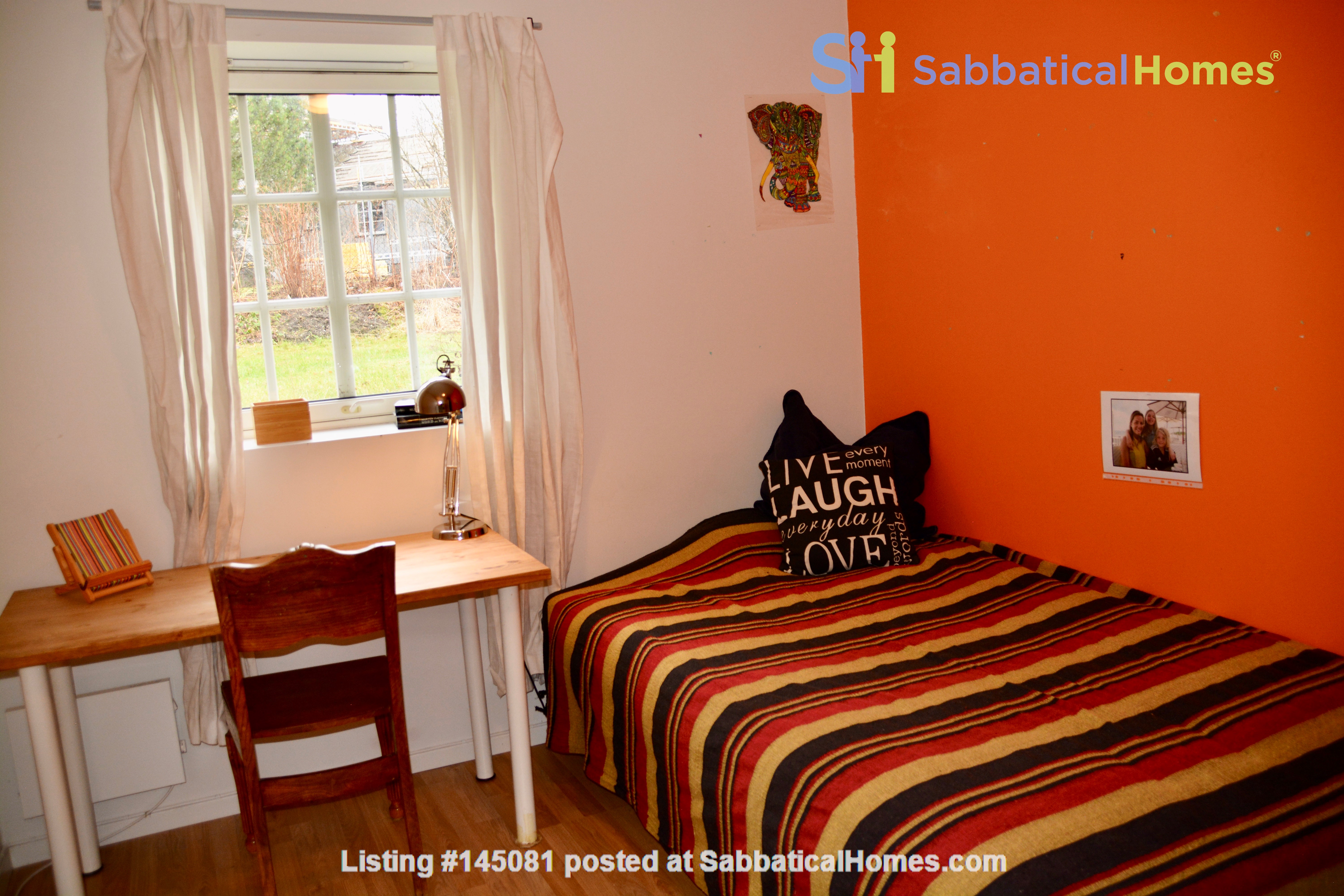 Child friendly home with four bedrooms in idyllic surroundings Home Rental in Trondheim, Trøndelag, Norway 8